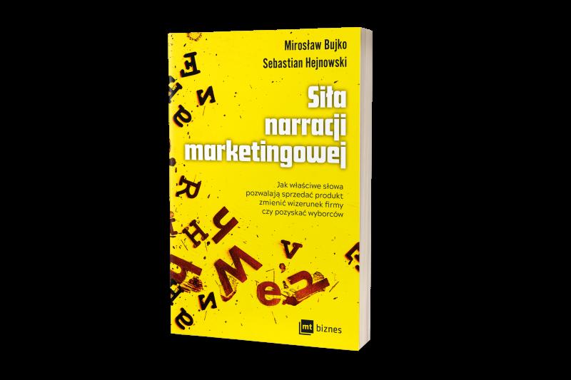 książka siła narracji marketingowej