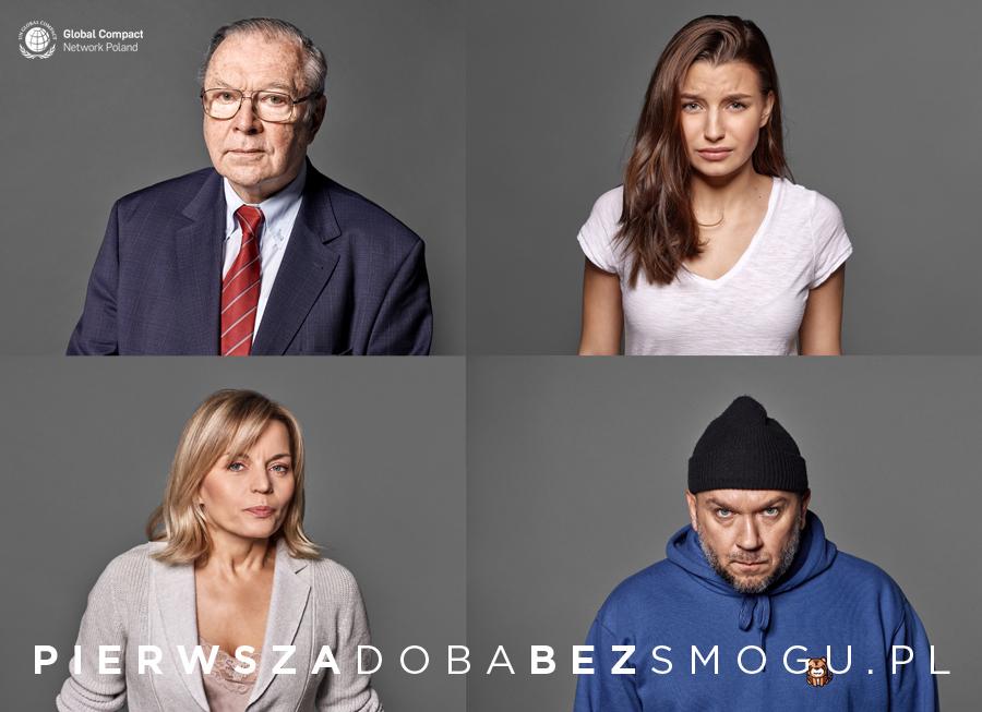 Pierwsza Doba bez Smogu_ambasadorzy