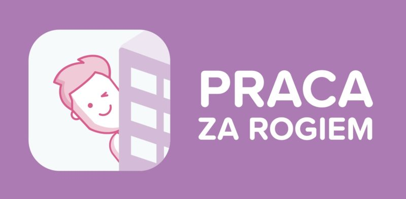 Praca za Rogiem_logo