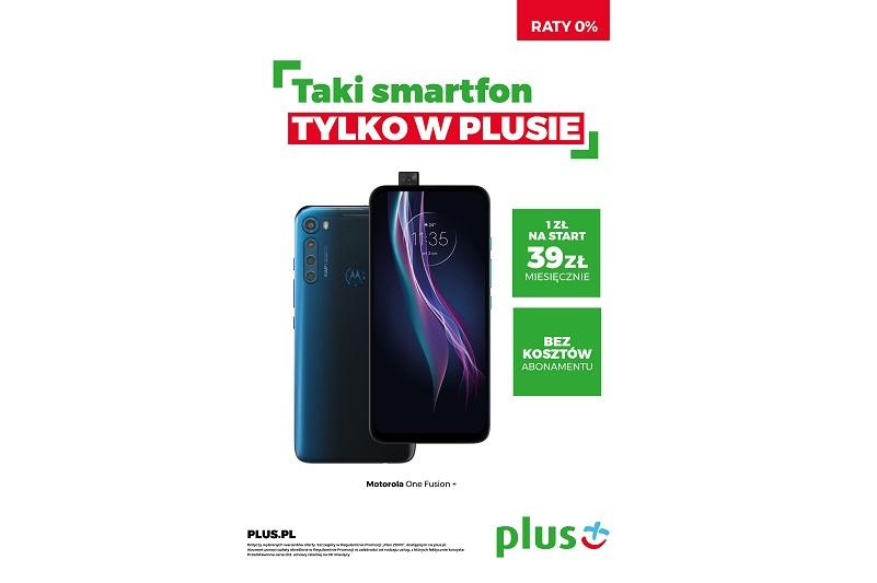 Taki smartfon tylko w Plusie - KV