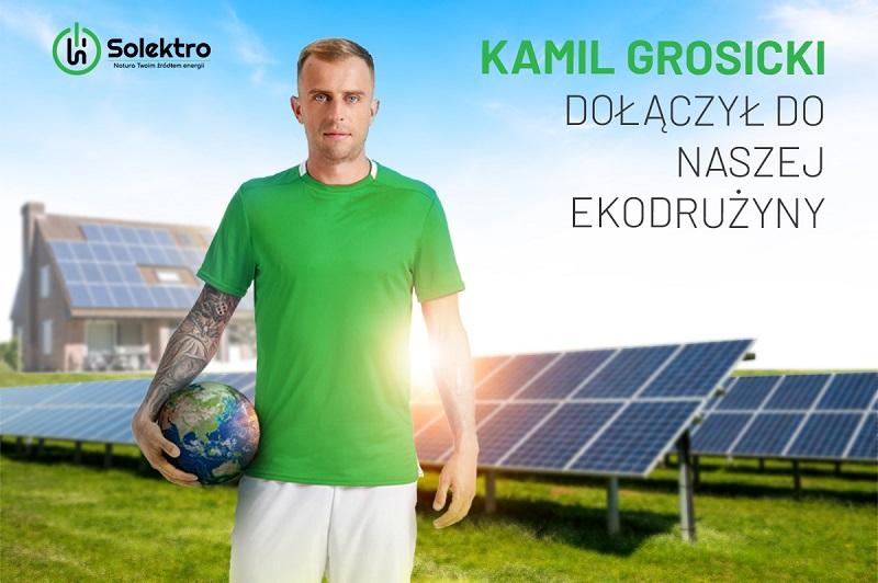 2.Kamil Grosicki dołaczył do SOLEKTRO